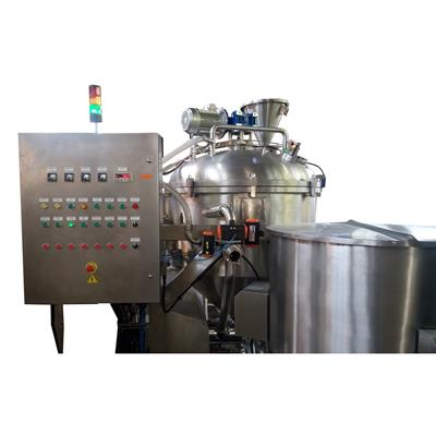 Vacuum Mixer Homogenizer for cosmetic creams