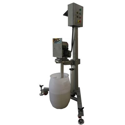 Portable Mixer Homogenizer