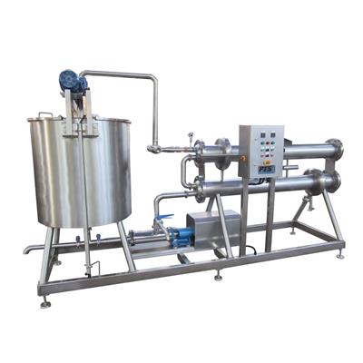 Ketchup Pasteurization machine