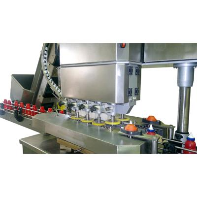 Conic Caps Capping machine (Ketchup)