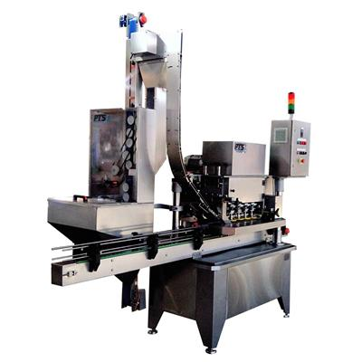 Capping machine (twist-off)